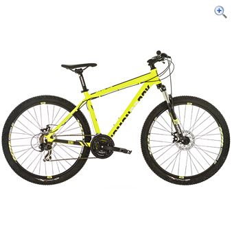 Diamondback Scree 1.0 Mountain Bike – Size: 16 – Colour: Yellow