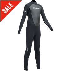 Junior Boy's Response 3-2mm Flatlock Steamer Wetsuit