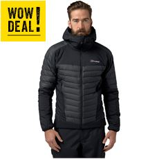 Men's Ulvetanna Hybrid 2.0 Insulated Jacket