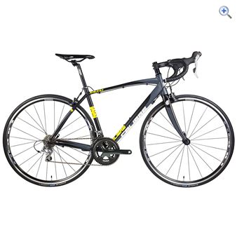 Calibre Rivelin 2.0 Road Bike – Size: 54 – Colour: Black / Grey