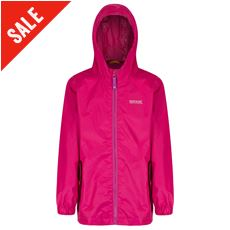 Kids' Disguize Waterproof Jacket