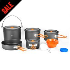 Basecamp 6 Cook Set