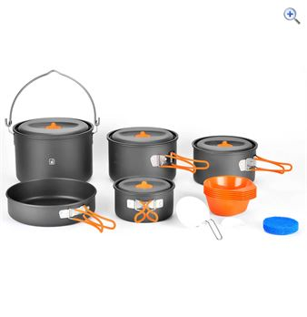 Hi Gear Basecamp 6 Cook Set