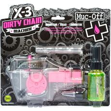 X-3 Dirty Chain Machine
