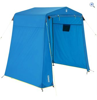 Hi Gear Annex Utility Tent - Colour: Blue
