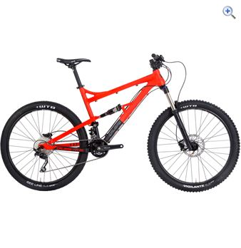 Calibre Bossnut V2 Mountain Bike - Size: L - Colour: FORGE ORANGE