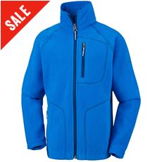 Youth Fast Trek II Full Zip Fleece Jacket