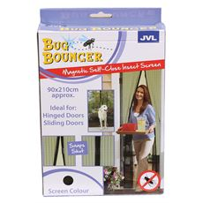 'Bug Bouncer' Door Insect Screen