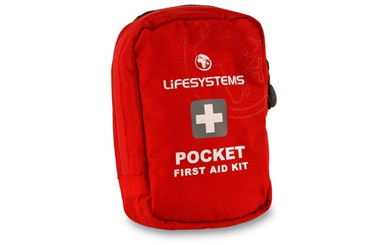 94c17d75bd8 Lifesystems Pocket First Aid Kit