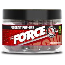 The Force Food Bait Pop Ups 15mm