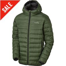 Men's Essential Baffled Jacket