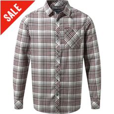 Men's Bjorn Long-Sleeved Check Shirt