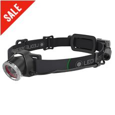 MH10 LED Headlamp (Rechargeable)