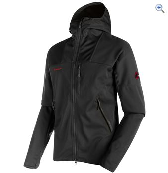 Mammut Ultimate Hoody Men's – Size: S – Colour: Black
