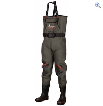 Imax Challenge Neoprene Chest Waders Size 7-8 - Size: 11-12