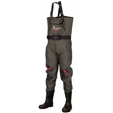 Challenge Neoprene Chest Waders Size 7-8