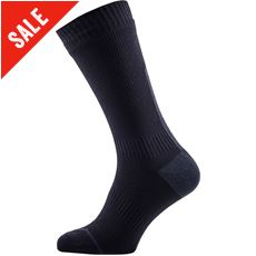 Thin Mid Hydrostop Waterproof Socks