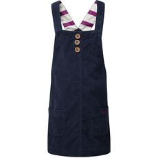 Ruby Light Cord Pinafore