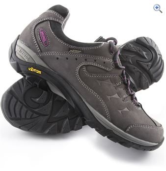 Meindl Caracas Lady GTX Walking Shoes – Size: 4 – Colour: Anthracite Grey