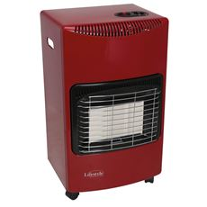 Large Gas Cabinet Heater (Fire Red)