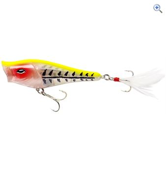 Abu Garcia Rocket Popper 9cm 19gm Shore Minnow