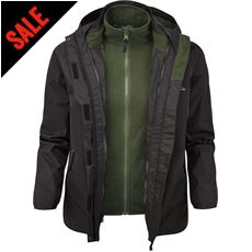 Men's Versatile 3-in-1 Jacket