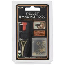 Pellet Banding Tool With Bands