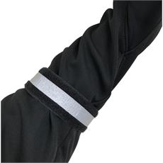Cloth Arm/Leg Bands (Black)