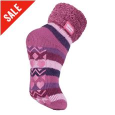 Ladies Lounge Socks