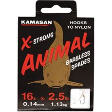 Animal Barbless Light HTN Size 10