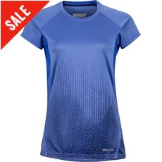 Women's Crystal Short Sleeve Tee