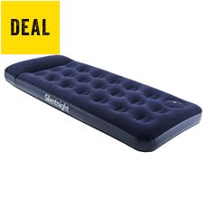 Single Flock Pump Airbed