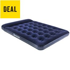 Double Flock Pump Airbed