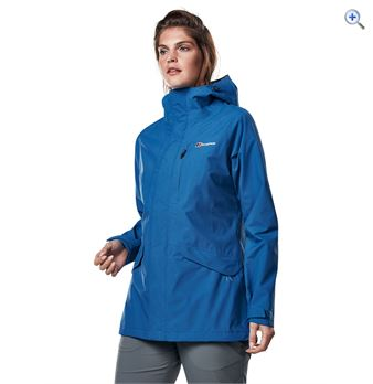Berghaus Women's Hillmaster Jacket – Size: 18 – Colour: GALAXY BLUE