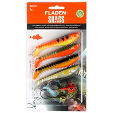Soft Lure Assortment Shad 8cm