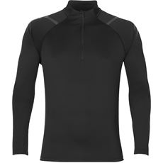 Men's Icon LS ½ Zip Top