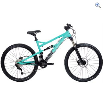 Calibre Bossnut Ladies V2 Mountain Bike - Size: L - Colour: Teal