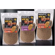 Sticky Pellets Fish 2mm 800gm