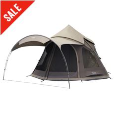 Rosewood 6 Person Tipi Tent