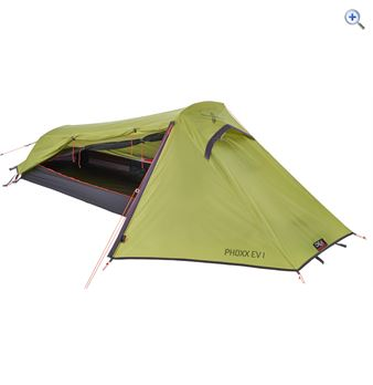 OEX Phoxx EV 1 Backpacking 1 Person Tent - Colour: Green