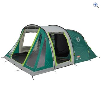 Coleman Mosedale 5 Family 5 Person Tent - Colour: Green Grey