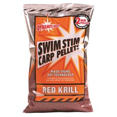 Swim Stim Red Krill 2mm Carp Pellets