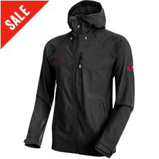 Runbold Trail SO Hooded Jacket