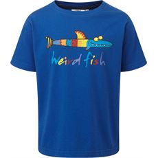Kids' Manderin Shark T-Shirt