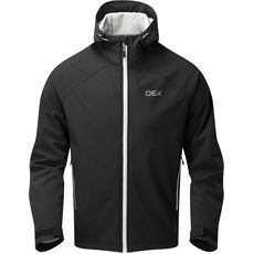 Polygon Softshell Jacket