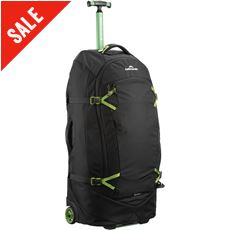Hybrid 70L Backpack Harness Wheeled Luggage Trolley