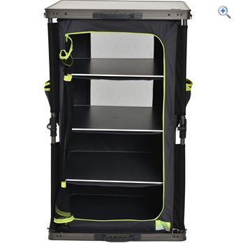 Airgo Compac III 5-Shelf Cupboard