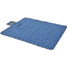 Printed Fleece Picnic Rug