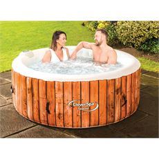 Sequoia Inflatable 4-Person Hot Tub