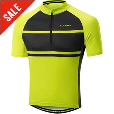 Men's Airstream II Short Sleeve Jersey